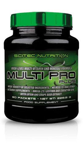 Multi Pro Plus Scitec Vitamine en Mineralen